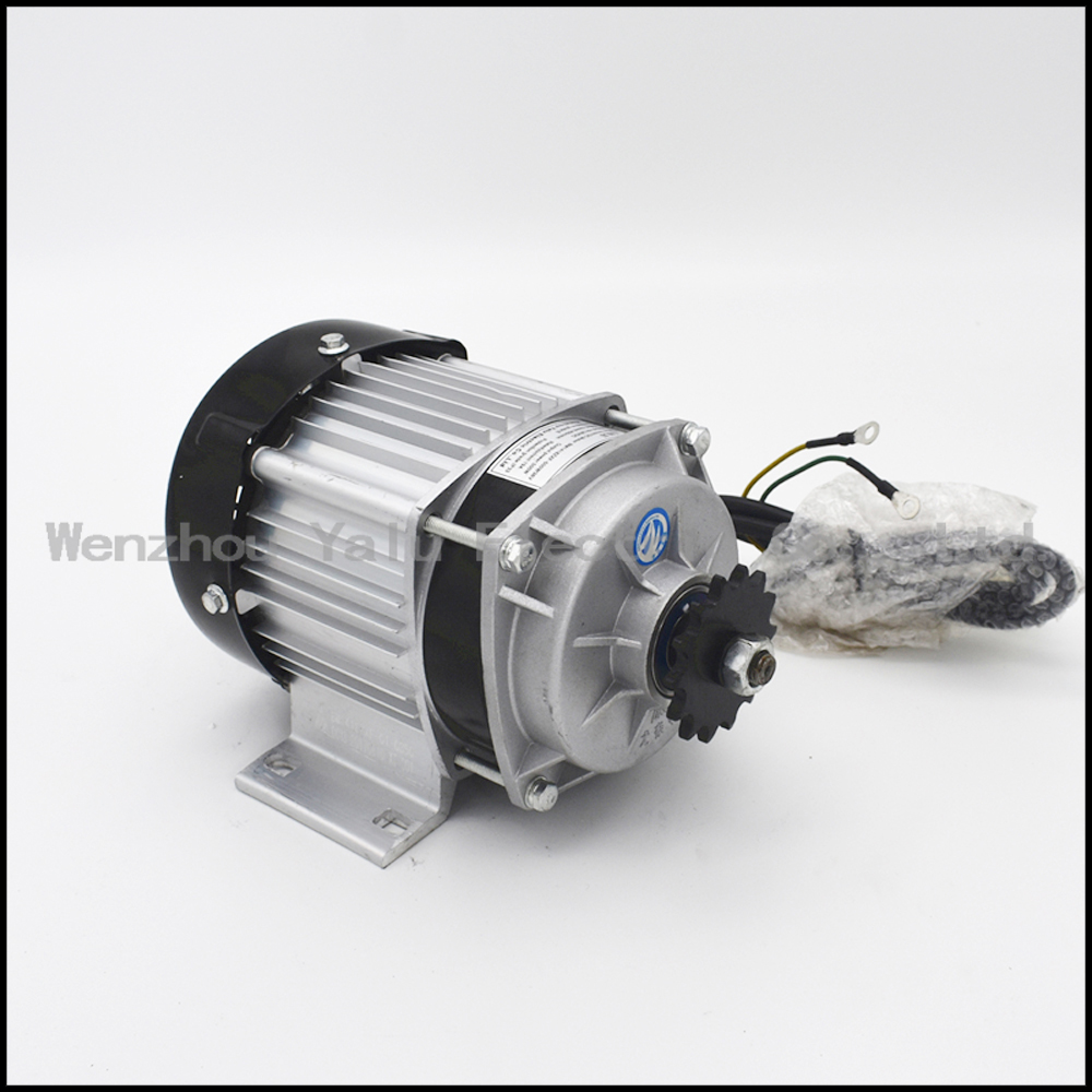 Electric tricycle brushless motor modified BM1418ZXF500W36/48/60V mid electric