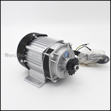 Electric tricycle brushless motor tricycle modified BM1418ZXF500W36/48/60V mid electric motor стоимость