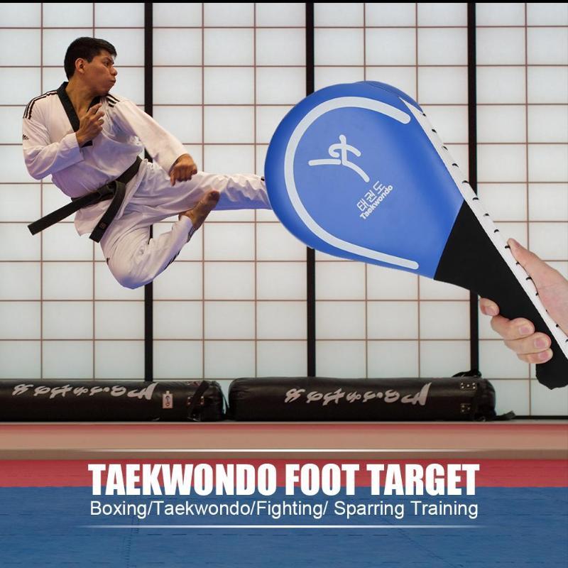 PU Taekwondo Sparring Rebound Sponge Kick Target Sports & Entertainment