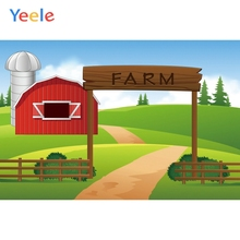 Yeele Wallpaper Photocall Bedroom Decor Farm Chalet Photography Backdrops Personalized Photographic Backgrounds For Photo Studio