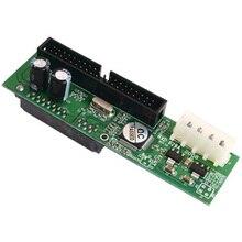 WSFS Hot Sale IDE ATA to HDD/DVD/CDROM 100/133 SATA Convertor Adapter