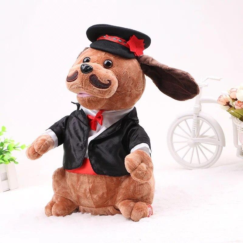 pet cães figura de ação boneca recheado