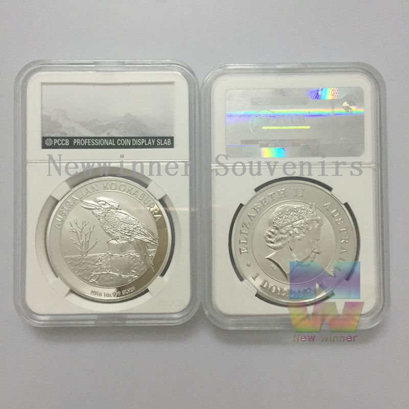 e89694a3fb27 1pcs lot 2016 One Troy Ounce Kookaburra 999 Silver Plated Coin Australian  Animals Coins free