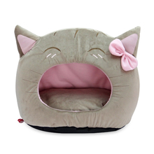 "Cute, ""Cat"" Yorkie Bed / House"
