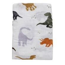 Ребенка пеленать Одеяло s муслин бамбука для маленьких девочек мальчиков мягкие пеленает Одеяло Обёрточная бумага пеленание получения отрыжка ткань коляска крышка