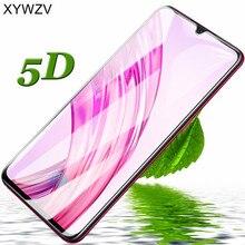 5D Full Glue Tempered Glass For Vivo V11 Pro Screen Protector BBK Protective Film