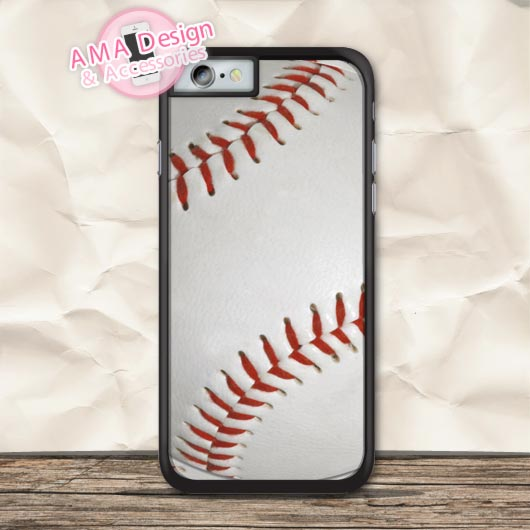 Baseball Big Fans Classic Sport Protective Case For iPhone X 8 7 6 6s Plus 5 5s SE 5c 4 4s For iPod Touch