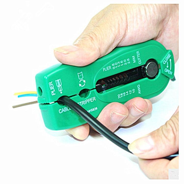 Marca Mini pinza Wire Stripper Cavo multifunzione Wire Stripper Pinze - Utensili manuali - Fotografia 2