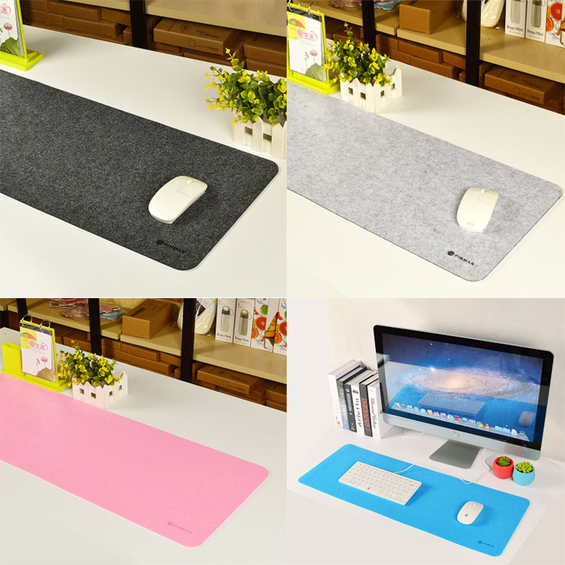 HHD-GJ New Anti-Slip PC My colorful Anime felt large arm support rest mat Mouse Pad Mat Mice Pad for Optical Free Shipping
