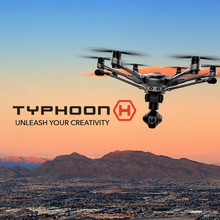 Original Yuneec Typhoon H 480 PRO Drone with Camera HD 4K RC Quadcopter RTF 3 Axis