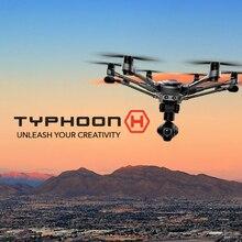 Original Yuneec Typhoon H 480 PRO font b Drone b font with Camera HD 4K RC