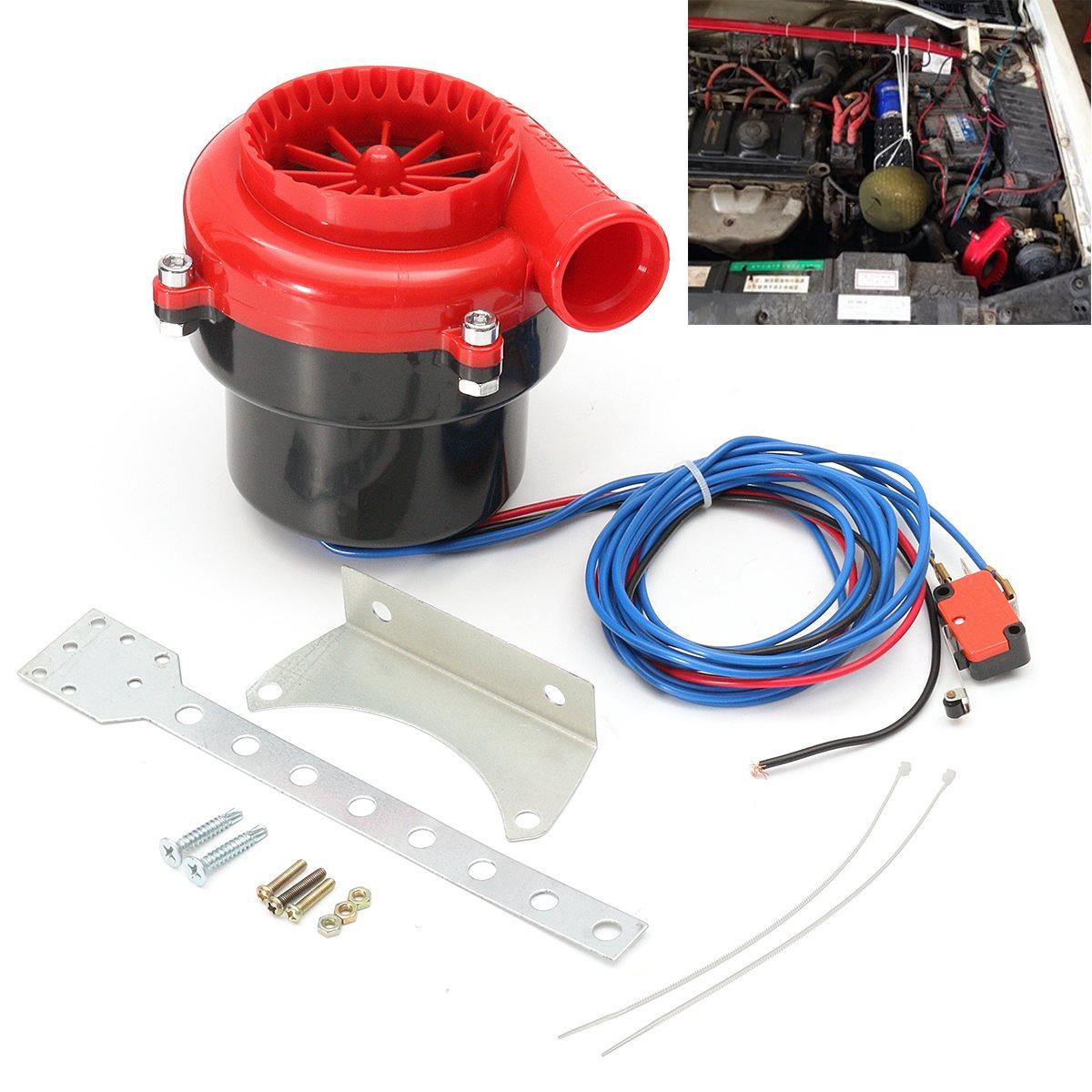 Set Auto Falso Discarica Interruttore Elettronico Turbo Blow Off Valve SSQV BOV EP-EBOVT Analogico Simulatore di Suono