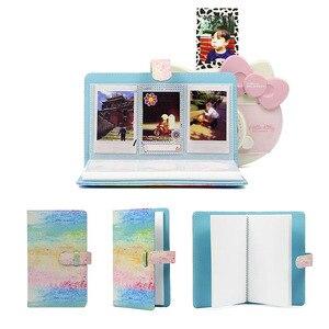 Image 2 - 6 in 1 Colorato Fascio Kit Set di Accessori per Instax Mini 9 8 8 + 7 s 70 90 25 macchina fotografica Assortiti Pack di Accessori di Album Cornici ecc