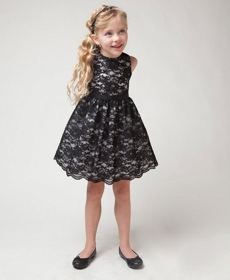 Compare Prices on Ivory and Black Toddler Dress- Online Shopping ...