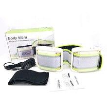 X5 Spiral Massage Body Shaping Machine Massager Machine Double Motor Vibration Eletric Belly/Arm/Leg Fat Burning Slimming Belt