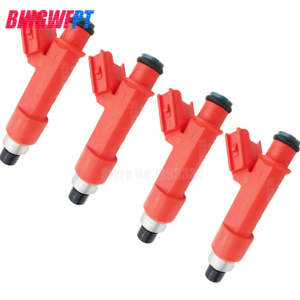 ORIGINAL 4pcs set 850 cc Fuel Injectors Nozzle OEM 1001 87F90 100187F90 for Toyota Supra 2JZ
