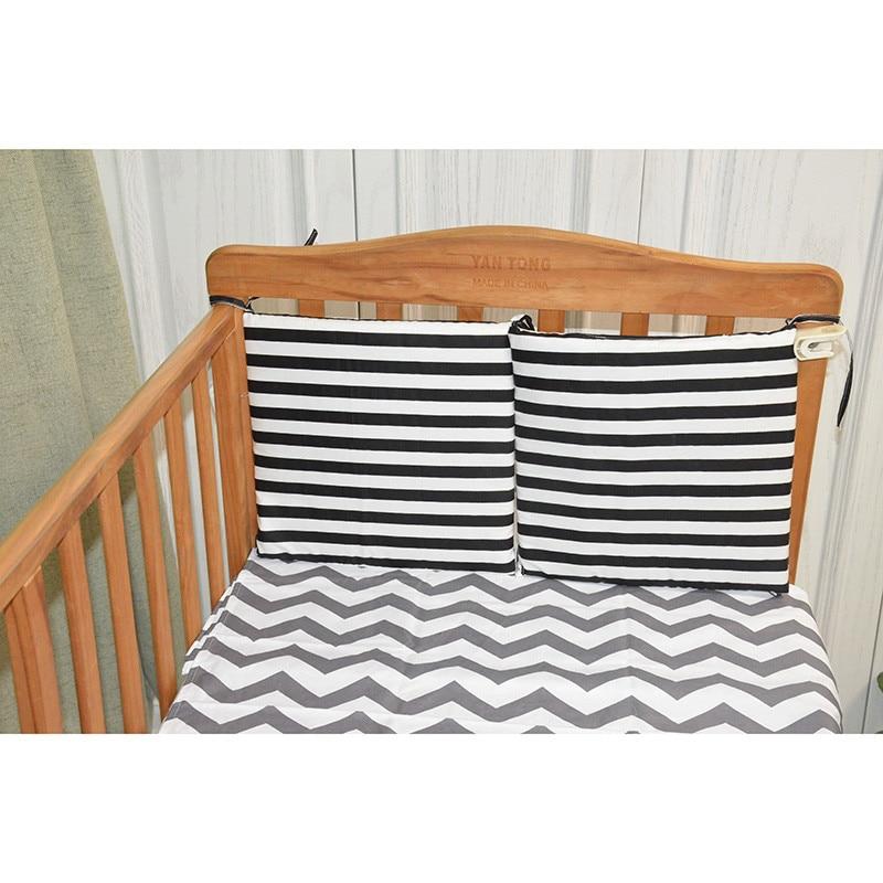 1 Stücke 30*30 Cm Flexible Kombination Star Bett Stoßstange Komfortable Schützen Das Baby Einfach Zu Bedienen Baby Stoßstangen In Die Krippe