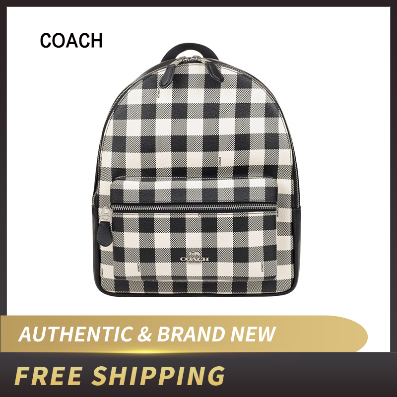 Coach Mini Charlie Pebble Leather Backpack F38949/F58315/F41298/F31933/F32200/F45312/F68094/F45315/F44953