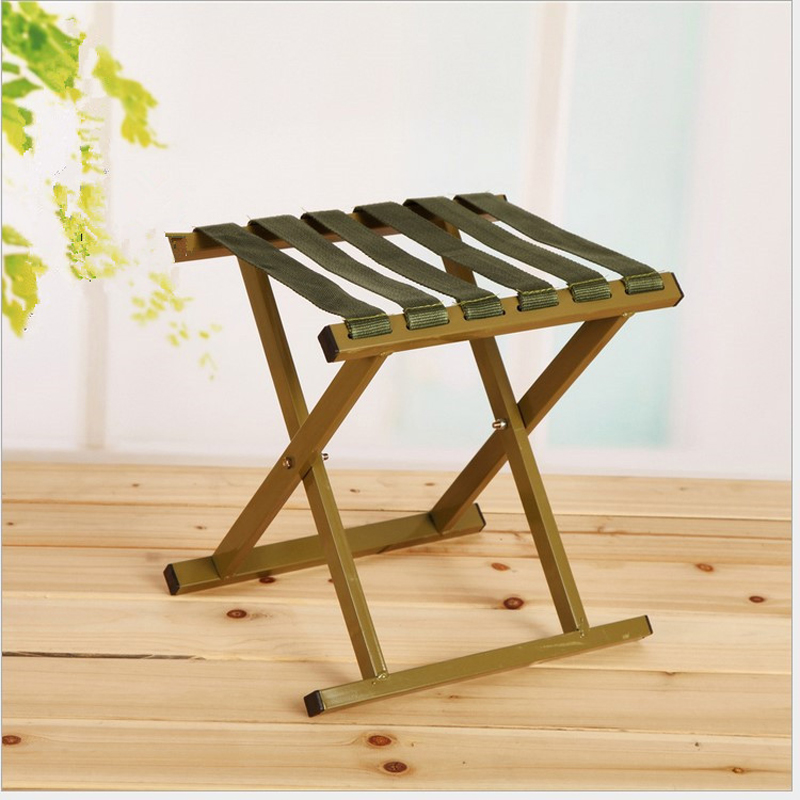Lightweight Camping Fishing Chair Portable Folding Outdoor Canvas Stool Foldable Picnic Party Beach Camping Chair