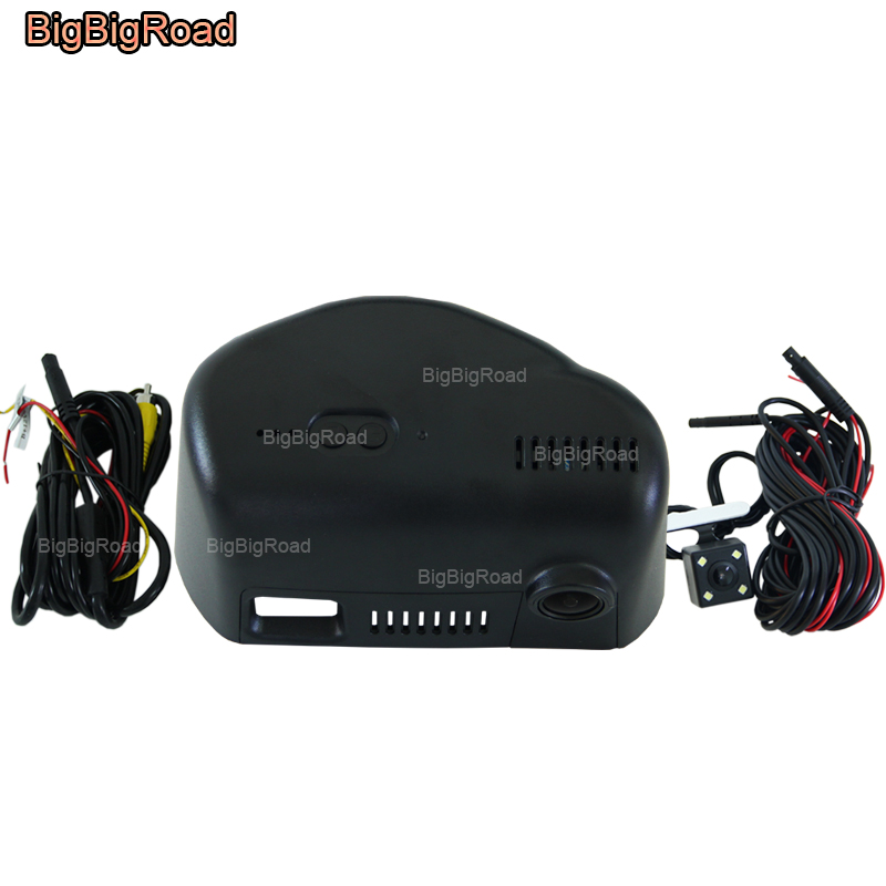 For Jeep Grand Cherokee 2011 2012 2013 2014 2015 2016 2017 Wifi DVR Dash Cam