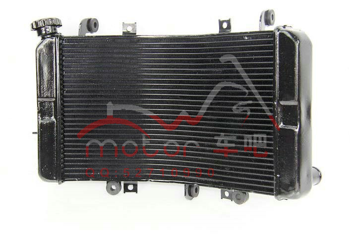 Заменить радиатор сборка системы охлаждения двигателя подходит HAYABUSA1300 Сузуки GSXR1300 Хаябуса 08-12