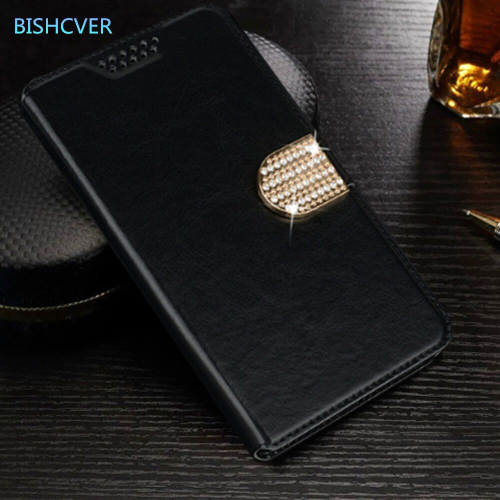 Phone Bags & Cases Audacious Luxury Pu Leather Smart Flip Cover For Digma Linx Argo A452 A450 A420 Citi Z530 Z520 Z510 3g Case Wallet Cover Coque Capa