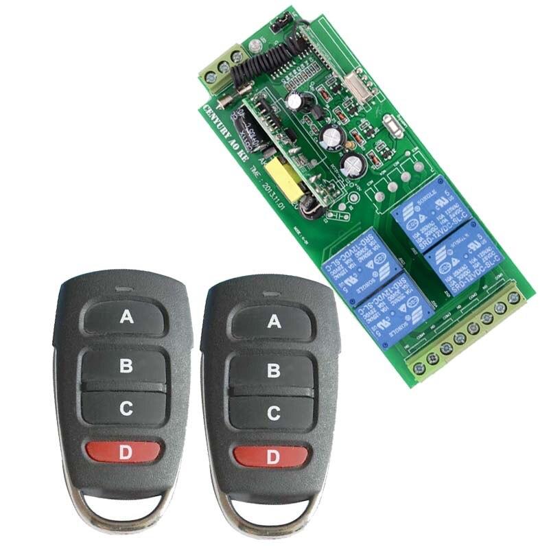 Casa inteligente AC85v ~ 250 V 110 V 220 V 230 V Salida de Relé Interruptor de C