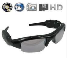 1080 P Новое поступление эксклюзивный цифровой аудио-видео мини Камера DV DVR Солнцезащитные очки camo видеокамер Спорт Регистраторы для вождения на открытом воздухе