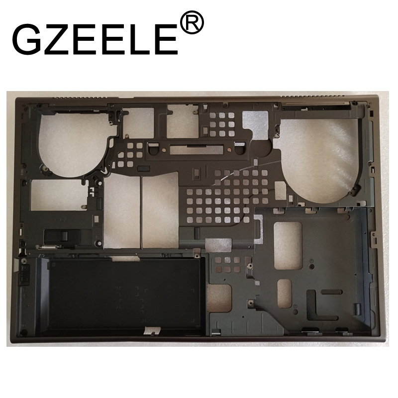 GZEELE New For DELL Precision M4800 Laptop Bottom Base Cover Assembly TVPD6 0TVPD6 Chassis CASE