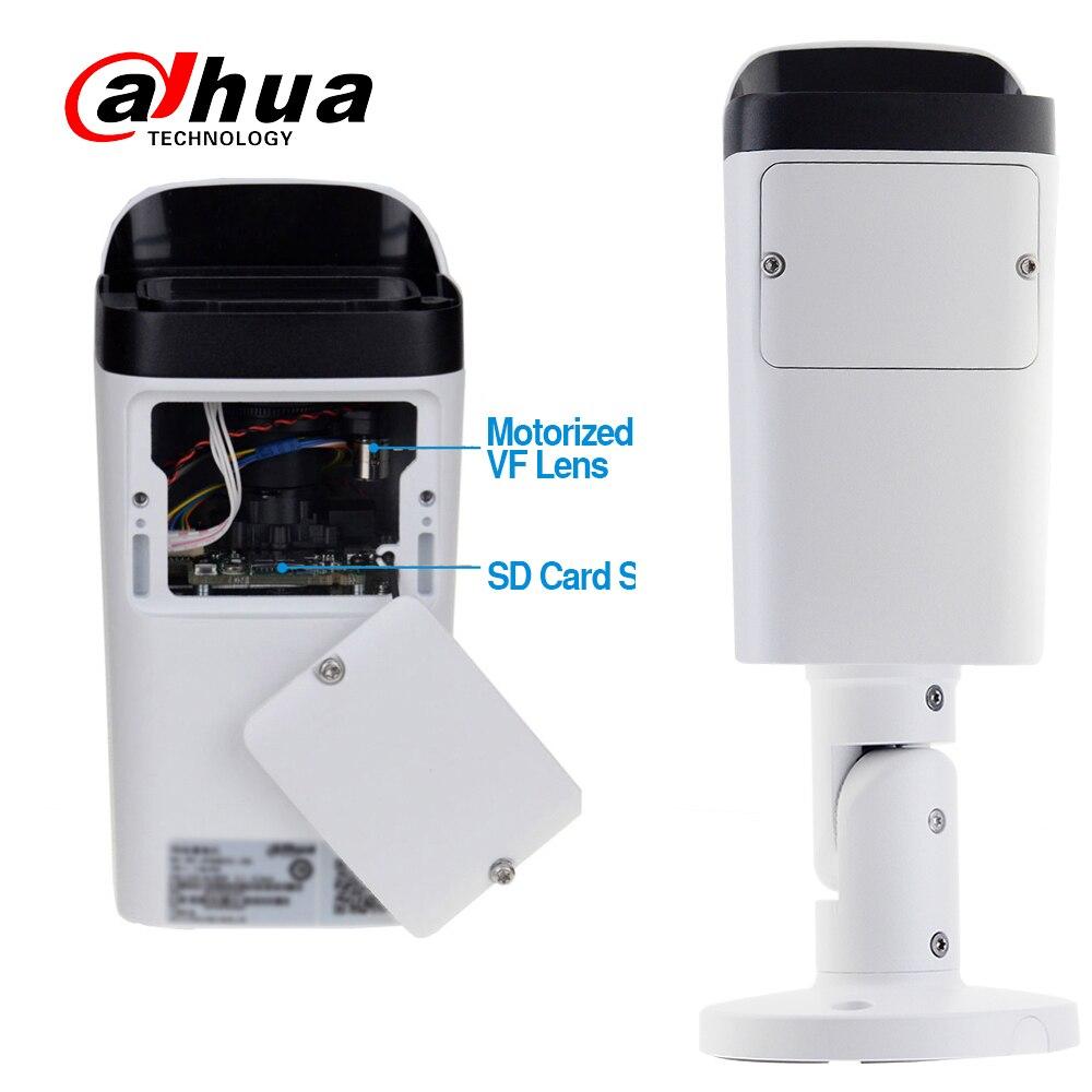 Dahua 6MP bullet IP Camera IPC-HFW4631H-ZSA 2.7-13.5mm 5X Zoom IR 60m CCTV Camera Built in MIC POE Replace IPC-HFW4431R-Z