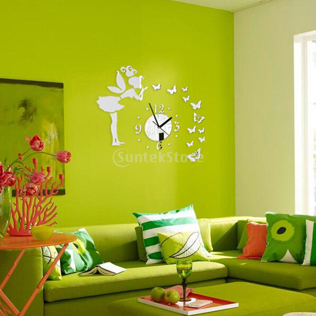Pretty Decorative Wall Mirrors For Living Room Images - The Wall Art ...