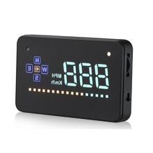 Vancago A2 3.5 Экран Авто Автомобильные GPS-навигаторы HUD автомобилей Head Up Дисплей Спидометры превышения скорости предупреждение приборной панели Windshiled проектор