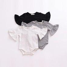 36667e2364c0 Popular Black Baby Onesie-Buy Cheap Black Baby Onesie lots from ...