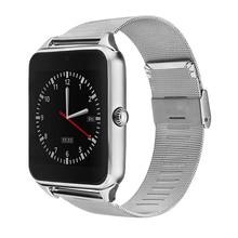 Хорошее Смарт-часы GT08 плюс тактовую синхронизацию уведомлений Поддержка sim-карты Bluetooth Подключение телефона Android SmartWatch сплав SmartWatch