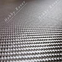 High Quality 3K 200gsm Real Carbon Fiber Cloth Carbon Fabric Twill 20 Width