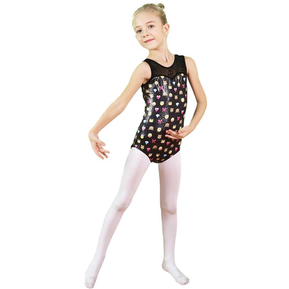 BAOHULU/для маленьких девочек Профессиональный к требованиям заказчика; сверкающие; гимнастическое трико, гимнастическое танцевальное трико для занятий гимнастикой и акробатикой для Детская Одежда для танцев