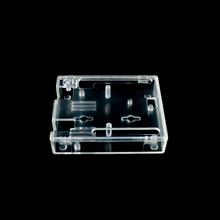 Прозрачный или черный чехол из АБС-пластика для Arduino UNO R3 Board One CH340g CH340 Atmega16U2 Mega328P