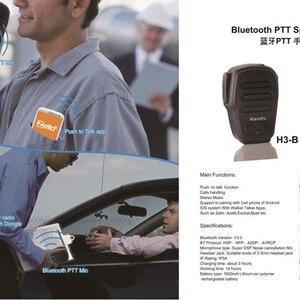 Image 4 - Draadloze Bluetooth Handheld Microfoon Intercom Voor de PTT APP Zello Azett Bper ESChat Bper Voor Apple IOS En Android Systeem