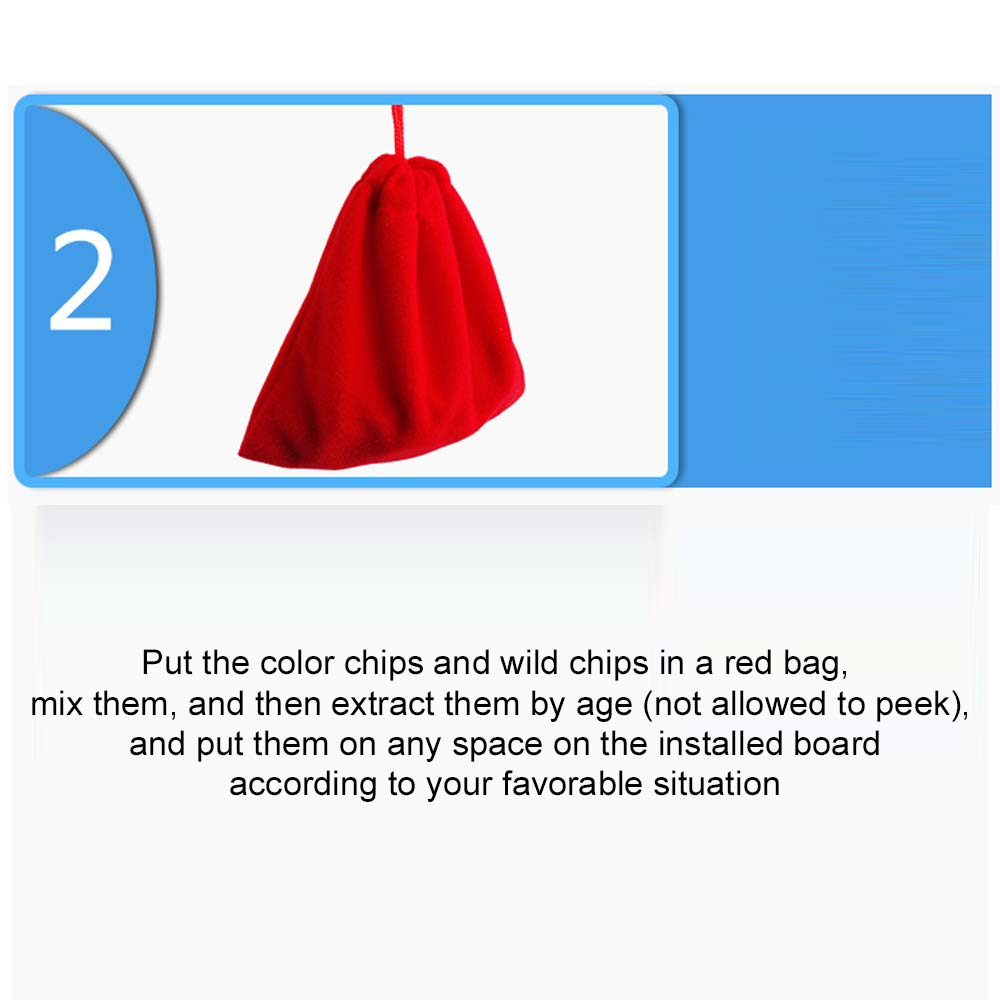 Настольная игра вращающаяся шахматная доска четыре шахматных пластиковых цвета практическая безопасный материал игра модные игры Дети Diy интересный