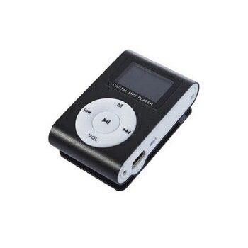 2019 Top Venda de moda Mini mp3 Clipe USB MP3 Player Tela LCD Suporte 32 GB Micro SD TF CardSlick design elegante Sport Compact 1