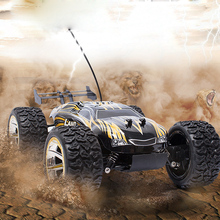 RC Cars 4WD Bigfoot Monster Truck SUV Speed Racing Off Road Vehicle Remote Control Car Model