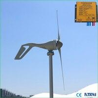 Новое поступление 400 Вт ветрогенератор генератора энергии ветра 400 Вт 12 В 24 в автоматический контроллер ветра
