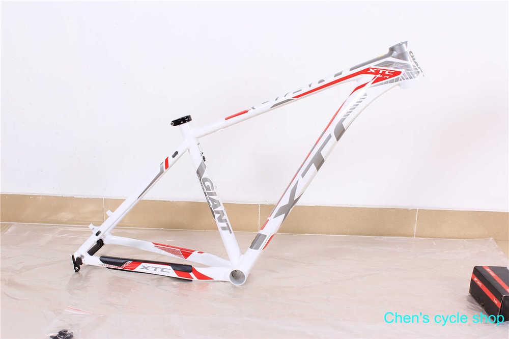 GIANT XTC SLR 27.5 ER ALLOY frame MTB Frame, Alloy Material,CUBE XTC ...