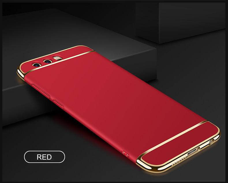 buy online be6d5 e4b7b US $6.65 |Plusme for Huawei Honor 9 Case Metallic Feel Anti knock  Waterproof Mobile Phone Bag for Huawei Honor 9 Back Cover Case Coque-in  Fitted Cases ...