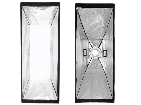 Lightupfoto Photo Video Studio  50cm x 130cm Studio Softbox Bowens Mount Softbox Studio Soft Box  Fotografia PSCS18-513 50x130cm softbox reflector with bowens mount for studio flash photo studio soft box photography accesorios fotografia light box