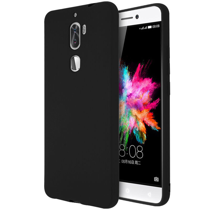 Soft Silicone Case For Letv Leeco Cool 1 Dual Thin skin Protective back cover for Leeco Coolpad Cool1 phone shell housing(China)