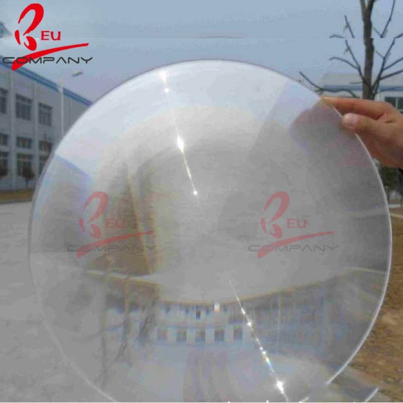 где купить Solar Long Focal length 900 mm Diameter 360mm Hot  Big Size Circle Fresnel Lens по лучшей цене