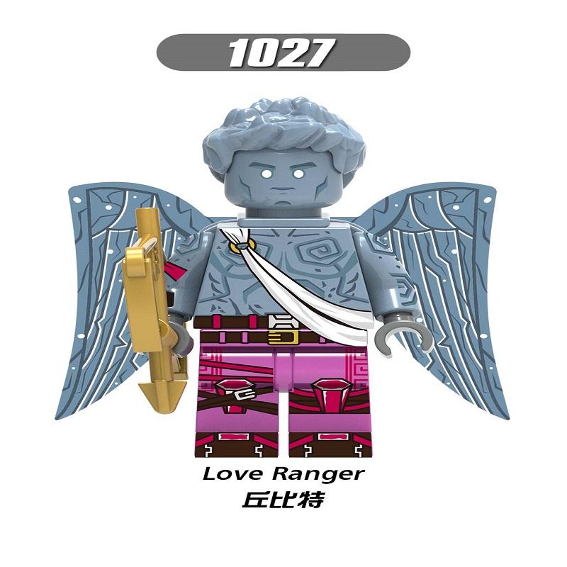 XH1027-Love ranger