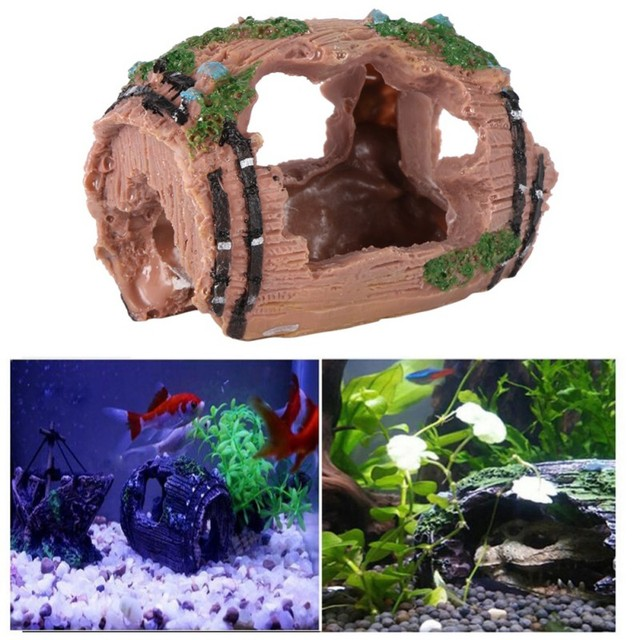 us 2 21 26 off funny fish tank decoration diy aquarium equipment accessories glass fish tank landscaping decoration resin crafts in decorations from