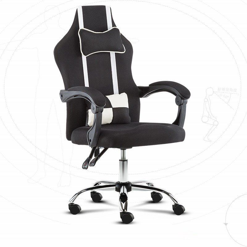 Luxury Quality Office Poltrona Boss Ergonomic Computer Gaming Breathable Cushion Lacework Chair Office Furniture Silla Gamer